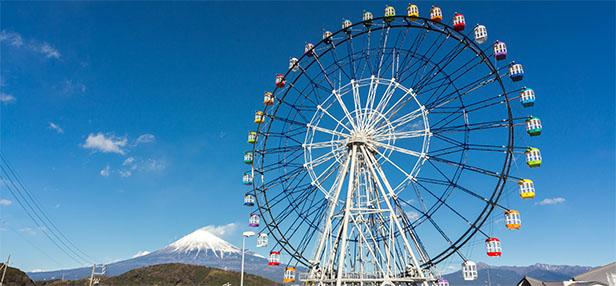 サービス エリア 富士川