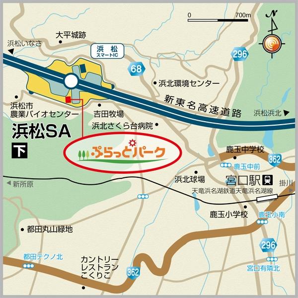 青岛市市北区道路地图