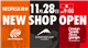 3店舗同時オープン!! 【11月28日(金)AM9:00~】